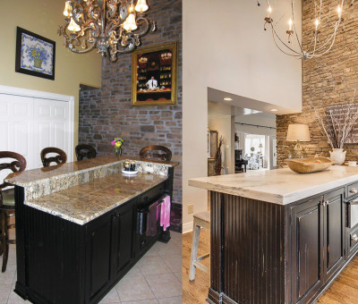 Stacy Jacobi Home Before and After