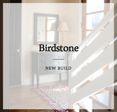 Stacy Jacobi Home - New Build - Birdstone