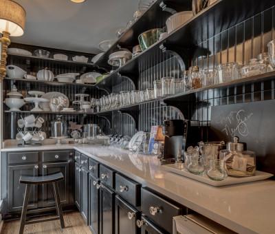 black butler pantry