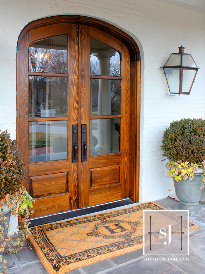Front Entry by Stacy Jacobi Home